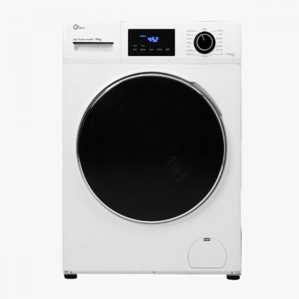 ماشین لباسشویی | جی پلاس | 8 کیلویی | مدل GWM-8470W