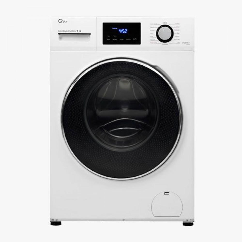 ماشین لباسشویی   جی پلاس   8 کیلویی   مدل GWM-J8250W