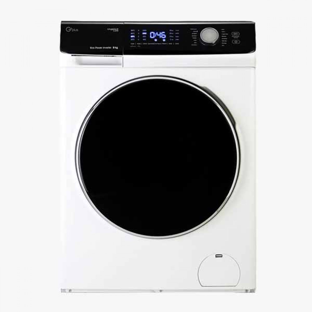 ماشین لباسشویی | جی پلاس | 9 کیلویی | مدل GWM-K947W