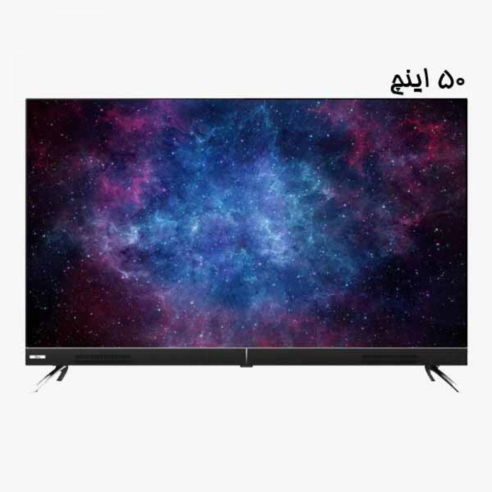 تلویزیون جی پلاس | هوشمند | GTV-50LU722S | سایز 50 اینچ | UHD 4K