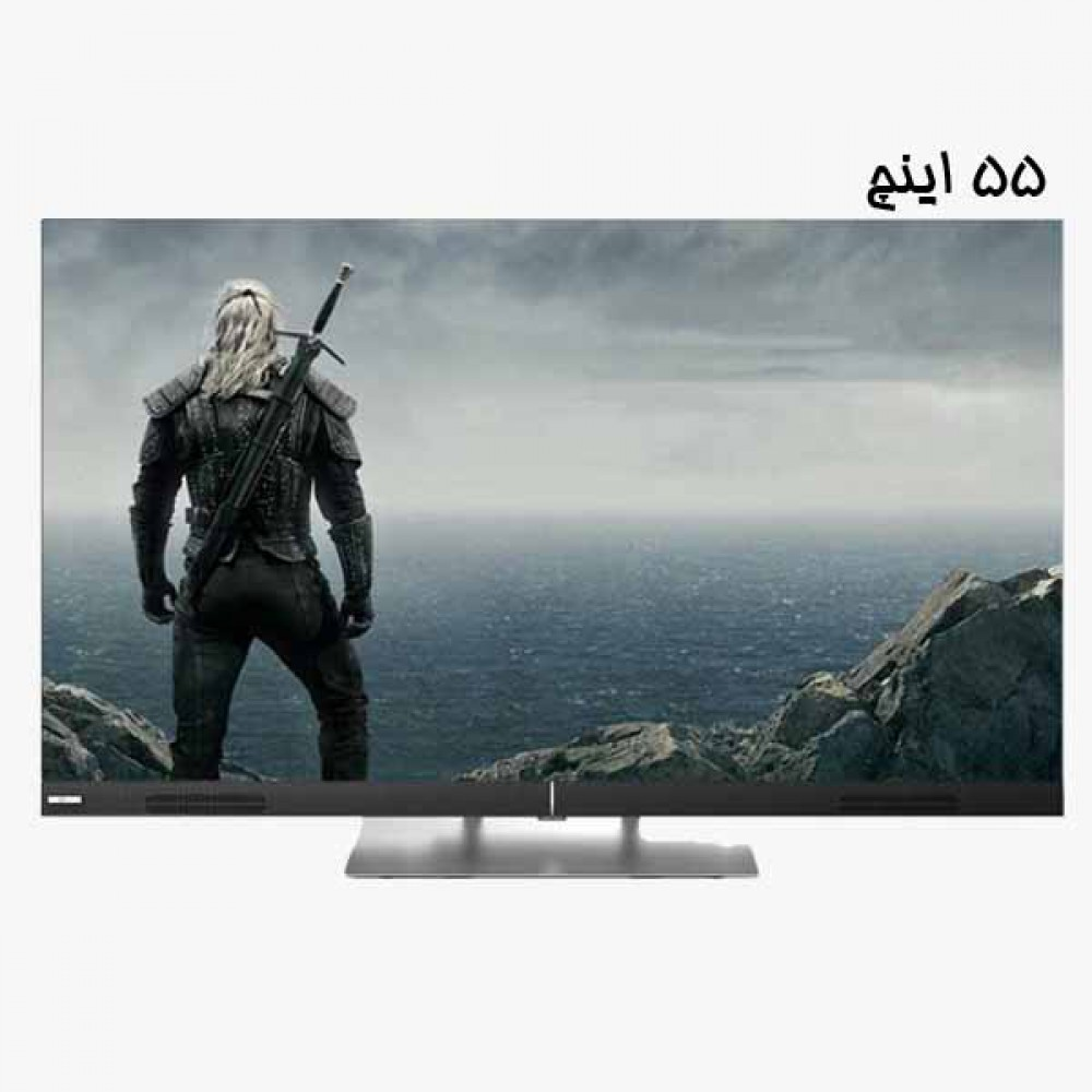 تلویزیون جی پلاس | هوشمند | GTV-55LQ721S| سایز 55 اینچ