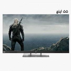 تلویزیون جی پلاس | هوشمند | GTV-55LQ721S| سایز 55 ..