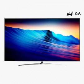 تلویزیون جی پلاس | هوشمند | GTV-55LU722S| سایز 55 اینچ | UHD 4K