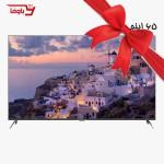 تلویزیون جی پلاس   هوشمند   GTV-65LU722S   سایز 65 اینچ   UHD 4K