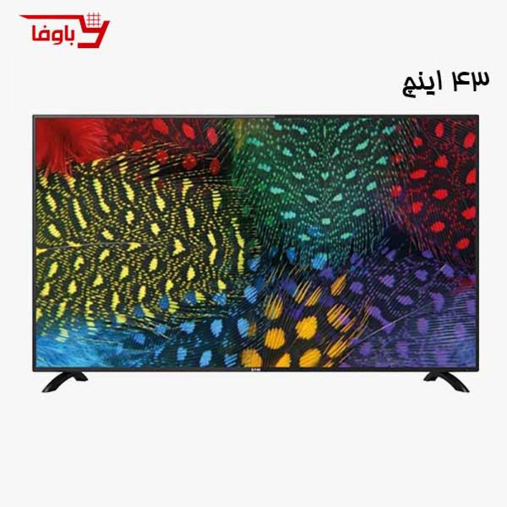 تلویزیون سام | هوشمند | مدل 43T5500 | سایز 43 اینچ