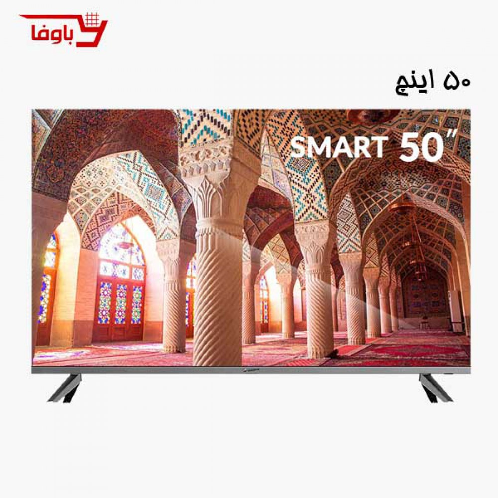 تلویزیون اسنوا   هوشمند   مدل SSD-50SA630U   سایز 50 اینچ