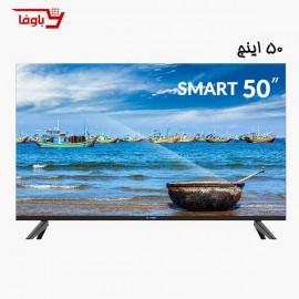 تلویزیون اسنوا   هوشمند   مدل SSD-50SA620U   سایز 50 اینچ