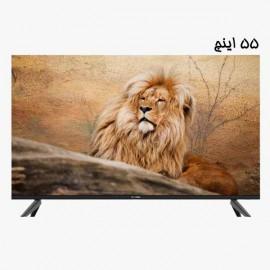 تلویزیون اسنوا | هوشمند | مدل SSD-55SA1560U | سایز 55 اینچ