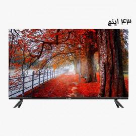 تلویزیون اسنوا | هوشمند | مدل SSD-43SA1560 | سایز ..