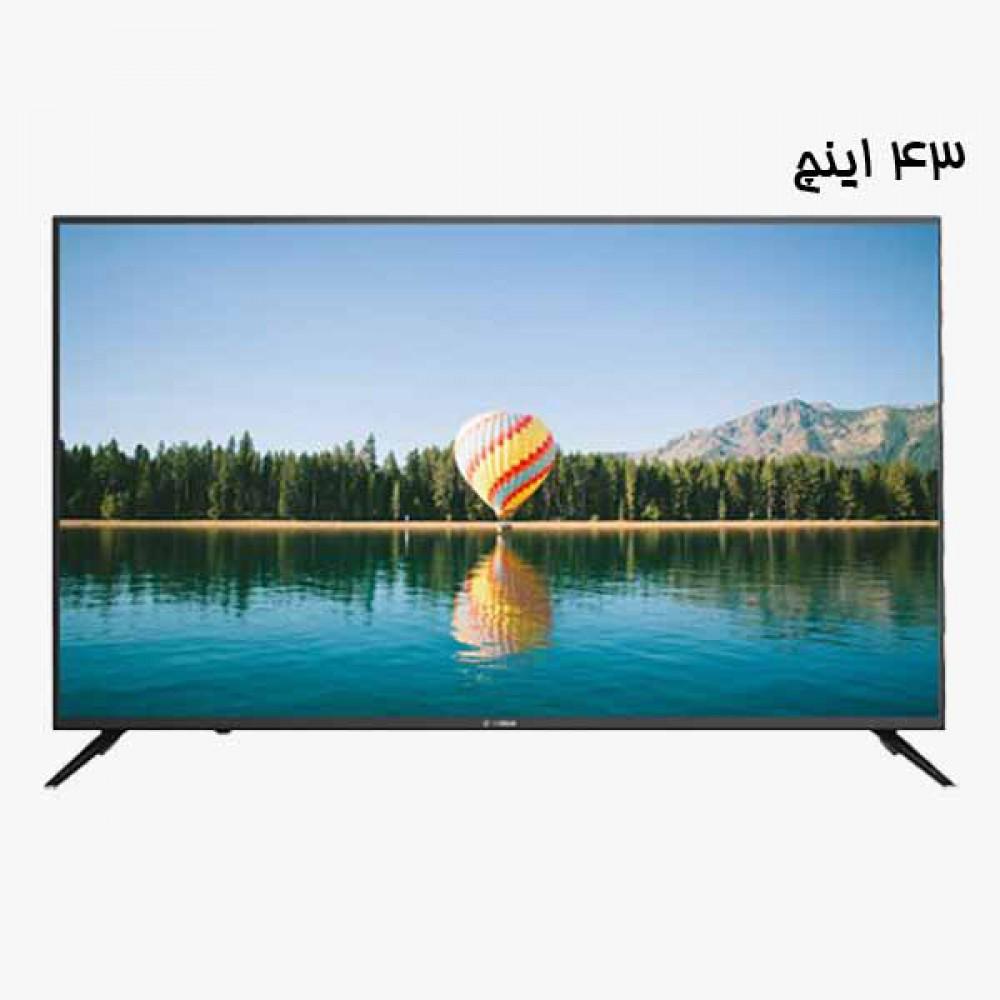 تلویزیون اسنوا   هوشمند   مدل SSD-43SA620P   سایز 43 اینچ