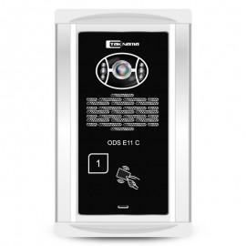پنل آیفون تصویری تکنما |مدل  E11C |کارتخوان | لمسی| یک واحدی