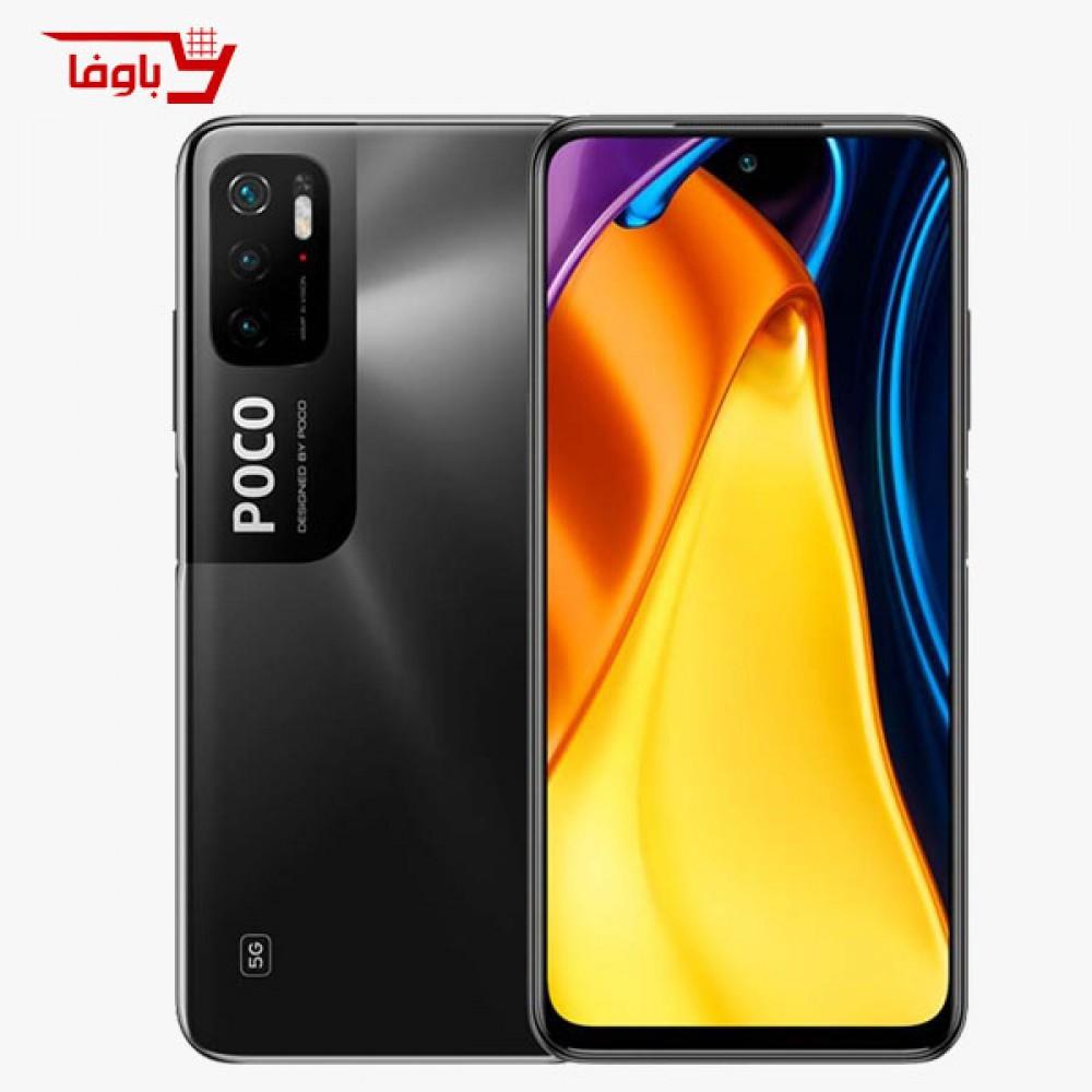 موبایل شیائومی   Poco m3 pro 5G   ظرفیت 128G   رم 6