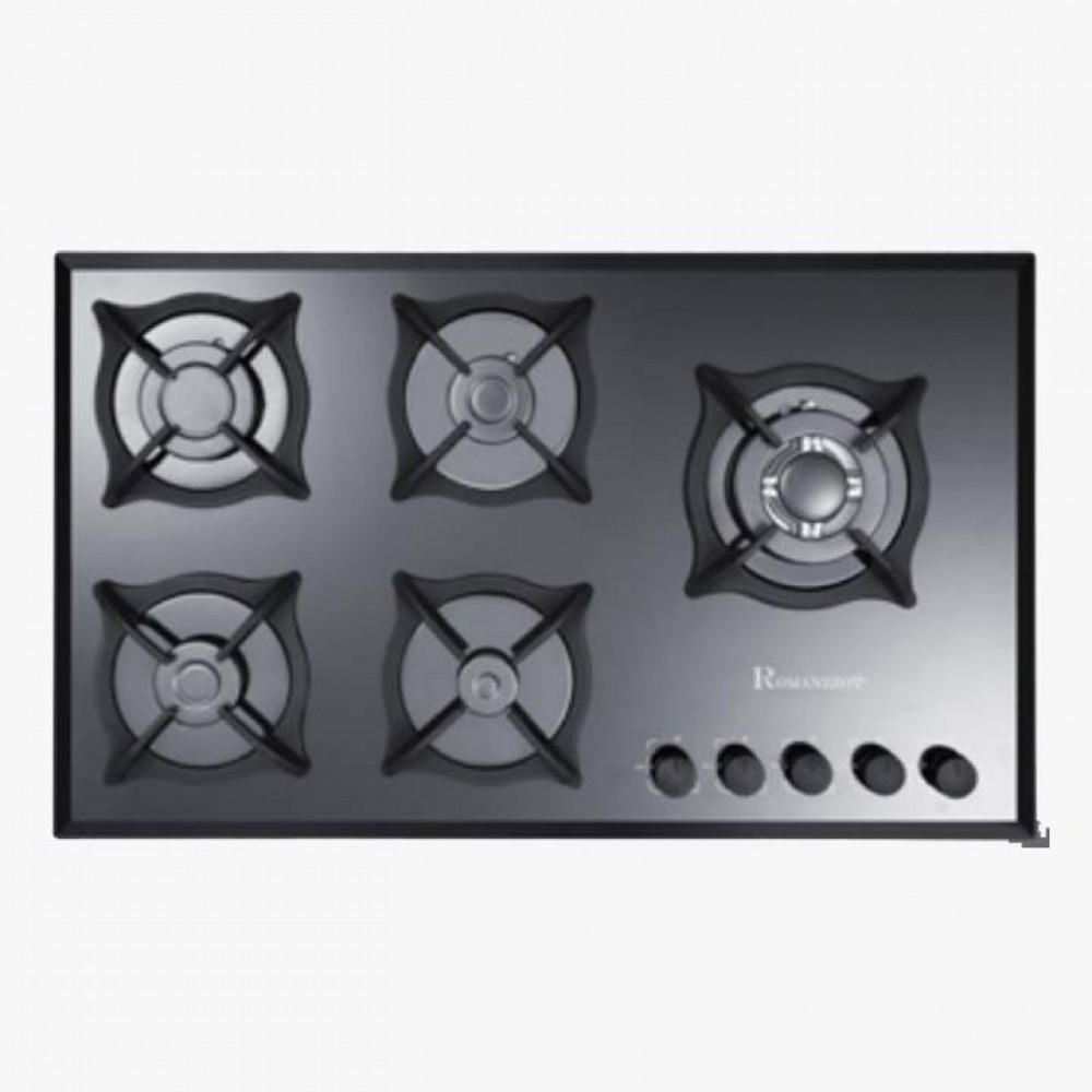 اجاق گاز  صفحه ای | رومانزو | مدل 572 | شیشه ای