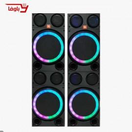 اسپیکر حرفه ای جی بی ال  JBL | مدل DJ2059 | دو تیکه | با میکروفن