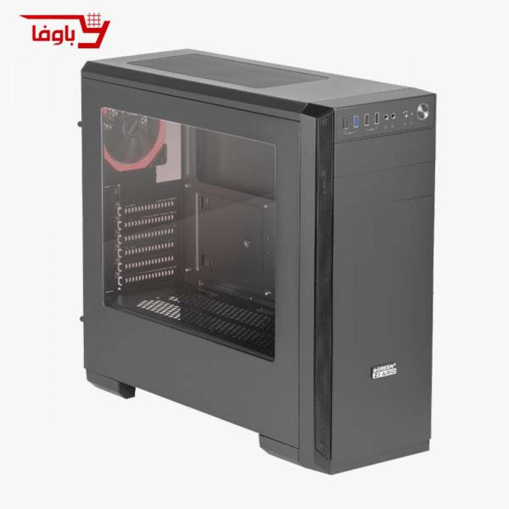کیس کامپیوتر گرین | مدل Z1 ARIO