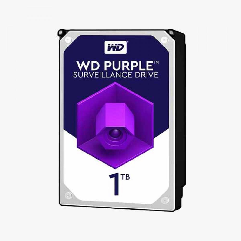هارد اینترنال | وسترن دیجیتال | ظرفیت 1 ترابایت | مدل WD10PURZ
