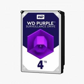 هارد اینترنال | وسترن دیجیتال | ظرفیت 4 ترابایت | مدل WD40PURZ