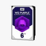 هارد اینترنال | وسترن دیجیتال | ظرفیت 6 ترابایت | مدل WD60PURZ