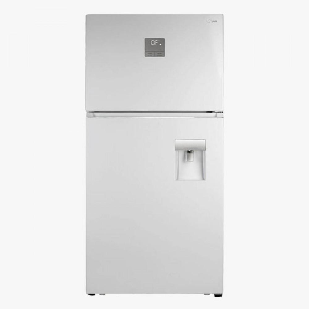 یخچال و فریزر | جی پلاس | مدل J505W | بالا فریزر