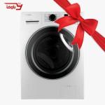 ماشین لباسشویی | اسنوا | 8 کیلویی | مدل SWM-84516 | سری اکتا پلاس