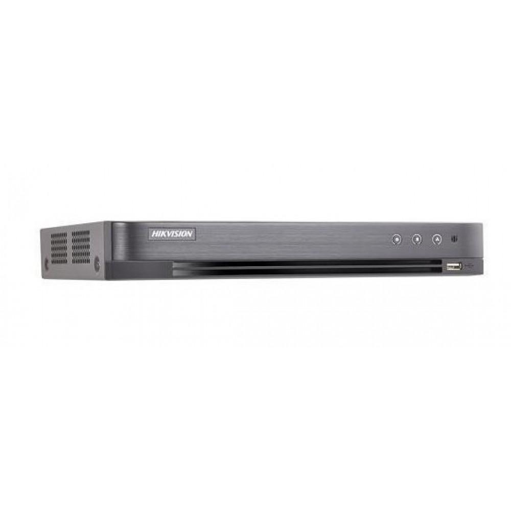 دستگاه ضبط کننده 4 کاناله هایک ویژن مدل  DS-7204HTHI-K1