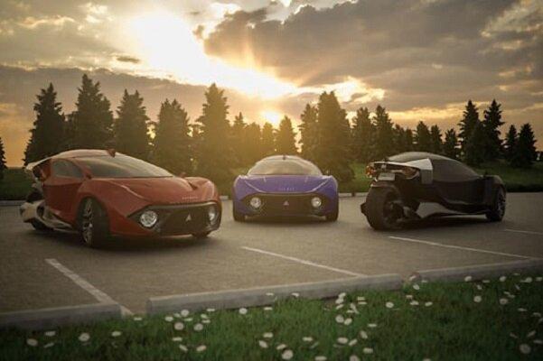 سریعترین خودروی برقی سه چرخ دنیا تولید می شود